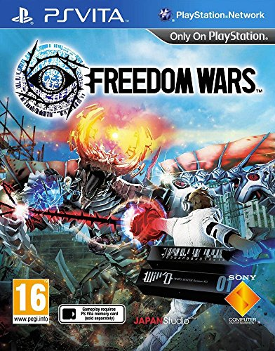 Freedom Wars de Sony