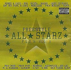 Freestyle All-Starz : F.L.O.'s Vol. 1 (UK Import)