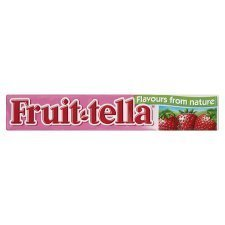 Fruittella Strawberry Stick 41G x 4 by Fruite Tella