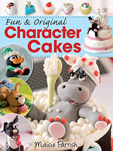 Fun & Original Character Cakes de David & Charles