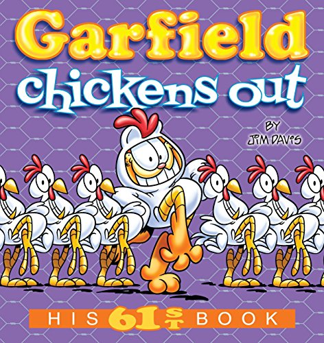 Garfield Chickens Out: His 61st Book de Ballantine Books