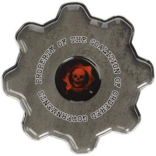 Gears of War Candy Tin Cog Tag Mints by Boston America