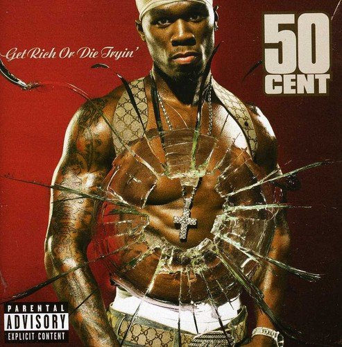 Get Rich Or die Tryin [Import anglais] de Mis