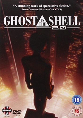 Ghost in the Shell 2.0 [Import anglais] de Manga Entertainment