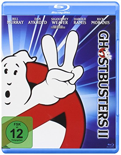 Ghostbusters 2 [Blu-ray] [Import allemand] de Sony Pictures Home Entertainment Gmbh