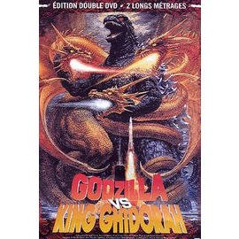 Godzilla vs. King Ghidorah / Ebirah, horror of the deep de Aventi Distribution