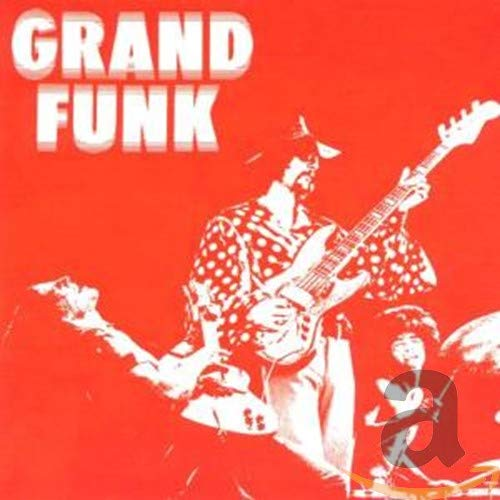 Grand Funk (The Red Album) [Import allemand] de COMPACT DISC
