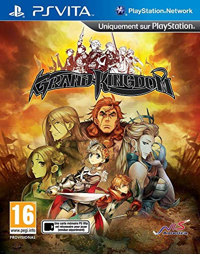 Grand Kingdom de Nis