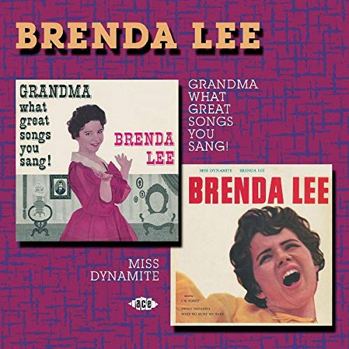 Grandma What Great Songs You S [Import anglais] de ACE