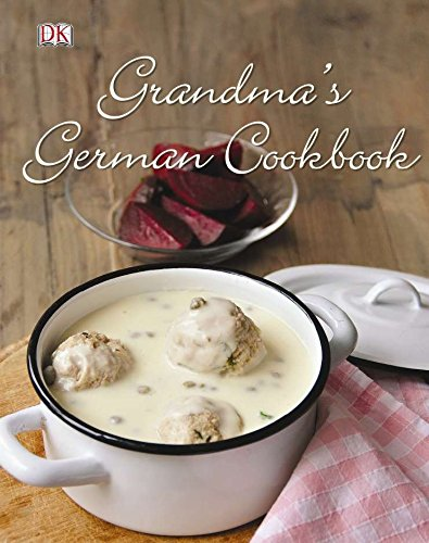 Grandma's German Cookbook de Brand: DK ADULT