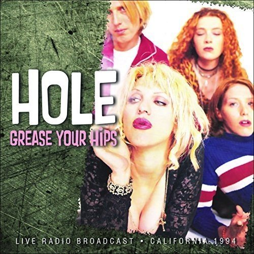 Grease Your Hips Californie Radio Broadcast 1994 de Chrome Dreams