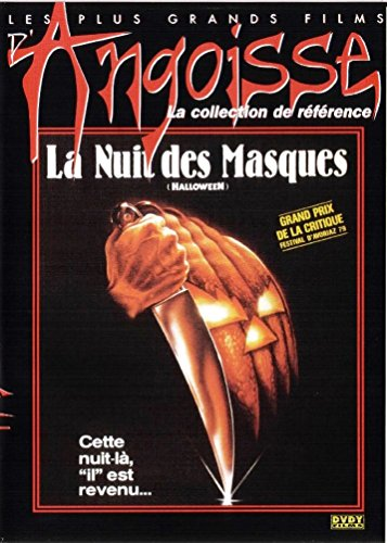 Halloween - La nuit des Masques - Collection Angoisse de Dvdy films
