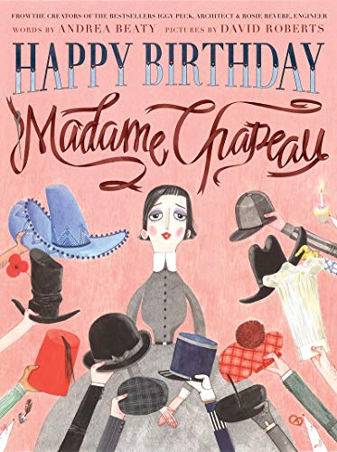 Happy Birthday, Madame Chapeau de Abrams Books for Young Readers
