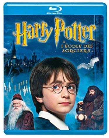 Harry Potter a l'ecole des sorciers [Blu-ray] de Warner