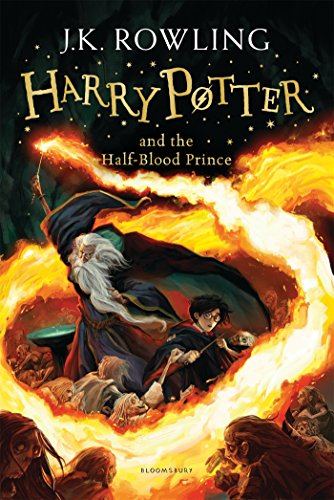 Harry Potter and the Half-Blood Prince de Bloomsbury UK
