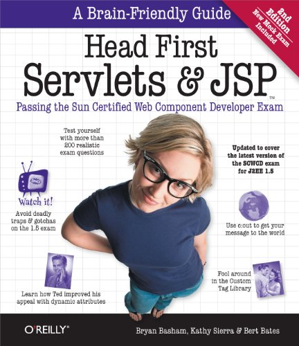 Head First Servlets and JSP 2e de O′Reilly