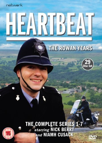Heartbeat: The Rowan Years (Complete Series 1-7) - 29-DVD Box Set ( Heart beat: Series One to Seven ) [ Origine UK, Sans Langue Francaise ]