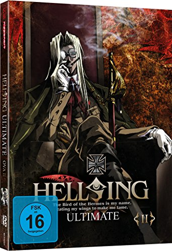 Hellsing Ultimative OVA (Re-Cut) Vol. 2 (Mediabook) [Import allemand] de AV Visionen GmbH