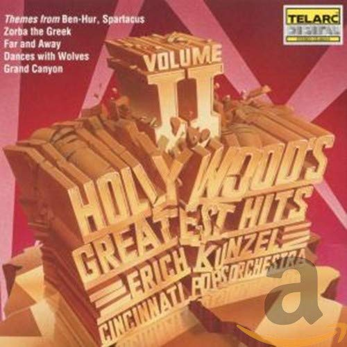 Hollywood Hits Vol.2 de TELARC