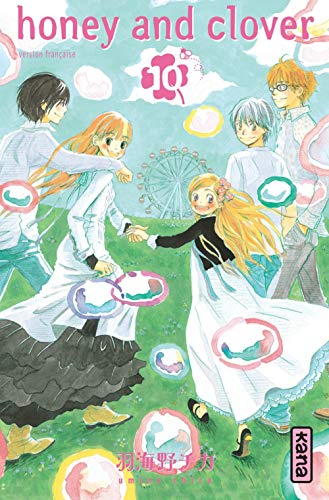 Honey and Clover Vol.10 de Kana