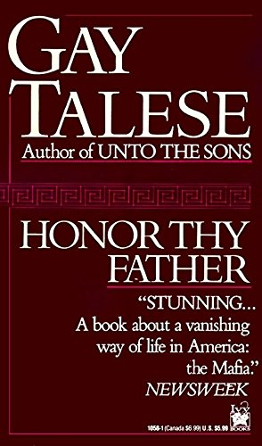 Honor Thy Father de Ivy Books