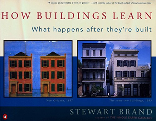 How Buildings Learn: What Happens After They're Built de Brand: Penguin Books