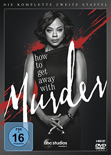 How to Get Away With Murder - 2. Staffel [Import allemand] de ABC Studios