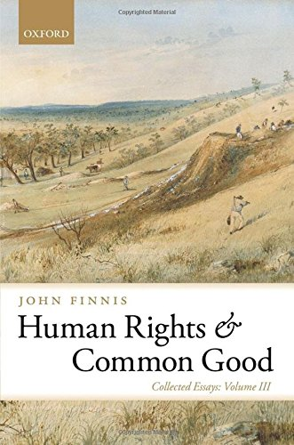 Human Rights and Common Good: Collected Essays Volume III de OUP Oxford