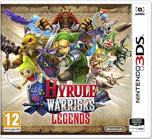 Hyrule Warriors Legends de Nintendo