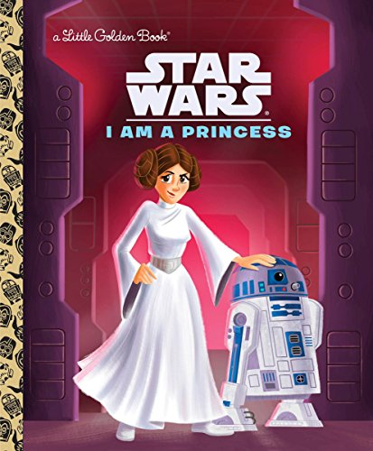 I Am a Princess (Star Wars) de Golden Books