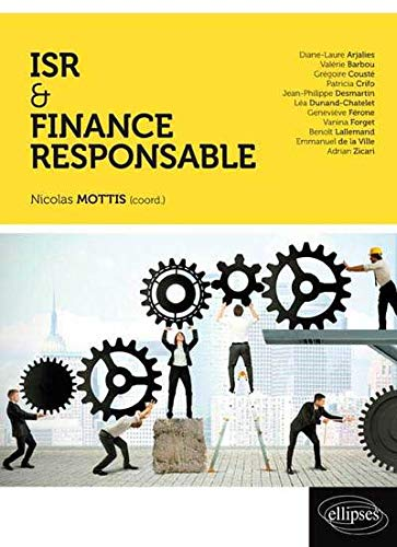 ISR & Finance Responsable de ELLIPSES