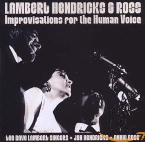 Improvisations For The Human Voice de Cherry Red