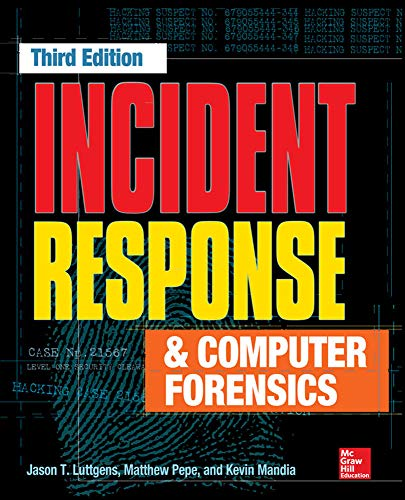 Incident Response and Computer Forensics de Osborne/McGraw-Hill