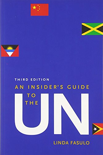Insider′s Guide to the U.N 3e de Yale University Press