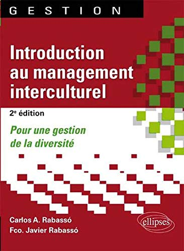Introduction au Management Interculturel Pour une Gestion de la Diversité de Ellipses Marketing