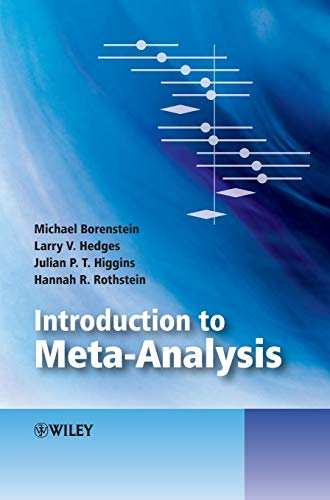 Introduction to Meta-Analysis de Brand: Wiley