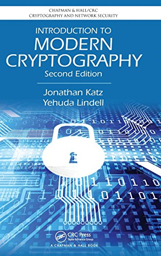 Introduction to Modern Cryptography, Second Edition- de Chapman and Hall/CRC