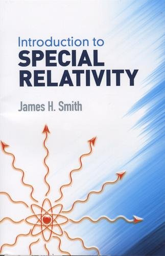 Introduction to Special Relativity de Dover Publications Inc.