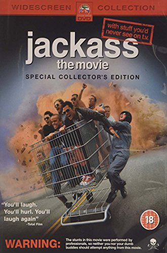 Jackass The Movie [Import anglais] de Paramount