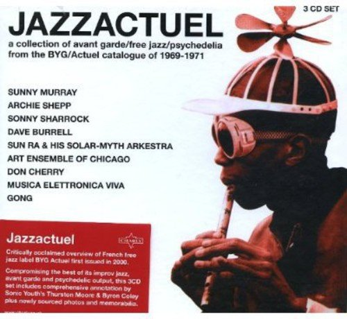 Jazzactuel ( 3Cd Box Set ) de Charly