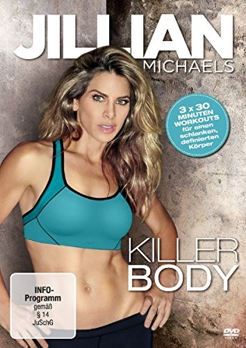 Jillian Michaels-Killer Body de Polyband (Edel Musica Austria)