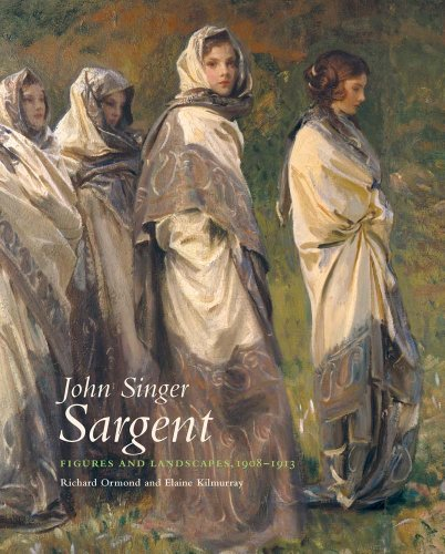 John Singer Sargent - Figures and Landscapes 1908 -1913: The Complete Paintings, Volume VIII de Yale University Press