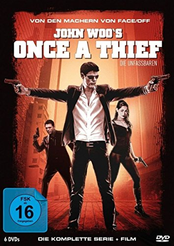 John Woo's Once a Thief-Die Komplette Serie [Import anglais] de Turbine Medien (rough trade)