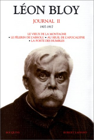 Journal II 1907-1917 de Robert Laffont