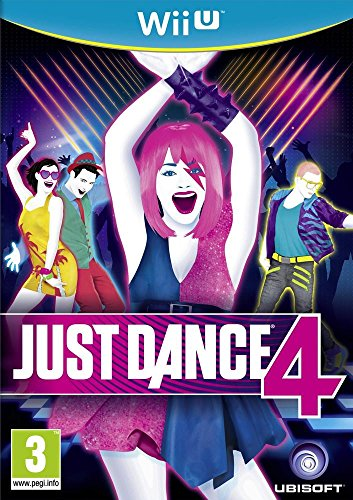 Just dance 4 de Ubisoft