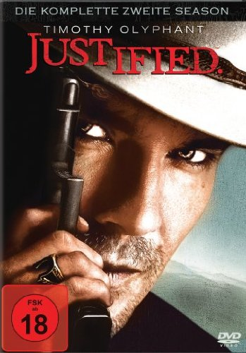 Justified-die Komplette Zweite Season-3 Discs [Import allemand] de Sony Pictures Home Entertainment Gmbh