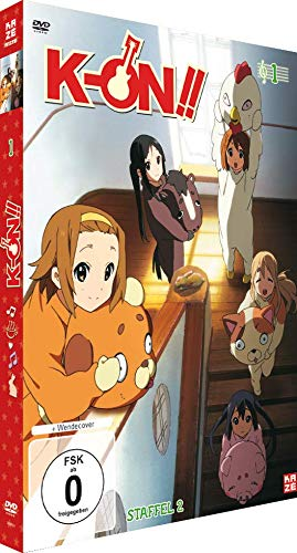 K-On - 2.Staffel - Vol.1 [Import allemand] de AV Visionen GmbH