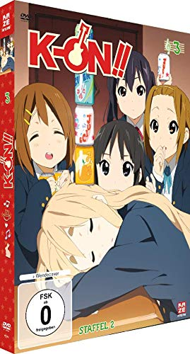 K-On - 2.Staffel - Vol.3 [Import allemand] de AV Visionen GmbH