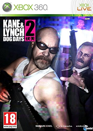 Kane and Lynch 2: dog days de Square Enix