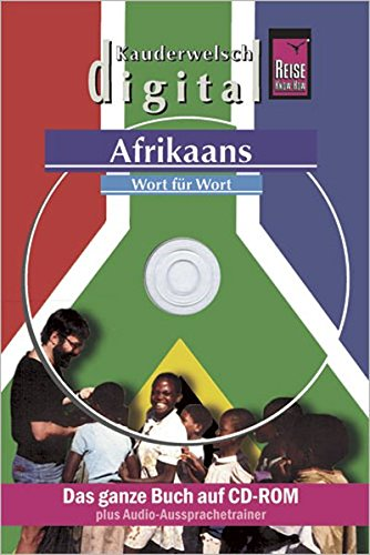 Kauderwelsch digital - Afrikaans [import allemand] de Reise Know-How Verlag